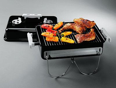 barbecue weber portatile