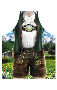 grembiule bavarese