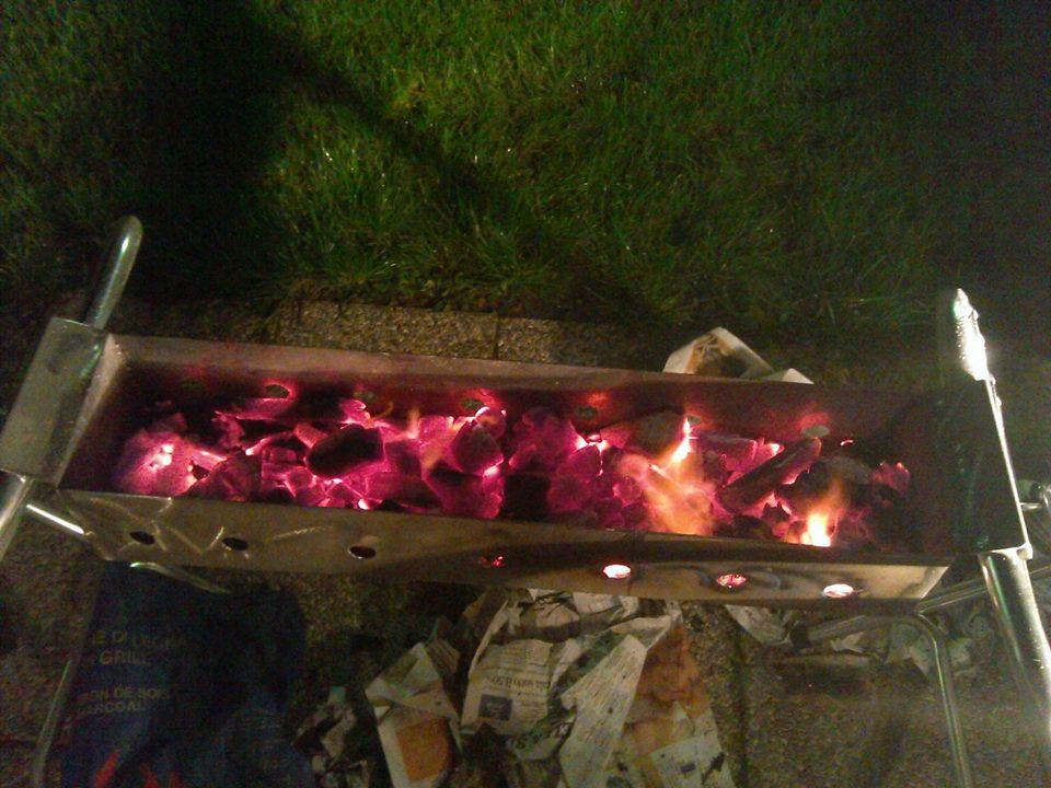 barbecue per i rosticini abruzzesi