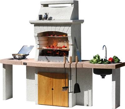 barbecue marmo