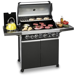 barbecue a gas Kemper