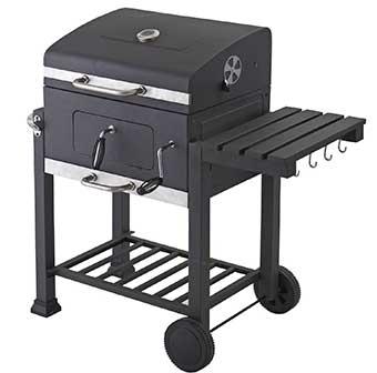 barbecue quadrato