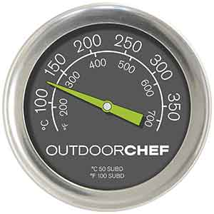 termometro barbecue