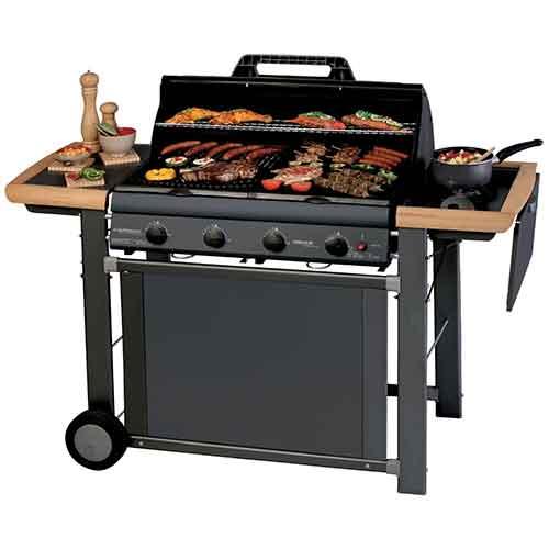 barbecue campingaz la mega comparativa dei bbq a gas. Black Bedroom Furniture Sets. Home Design Ideas