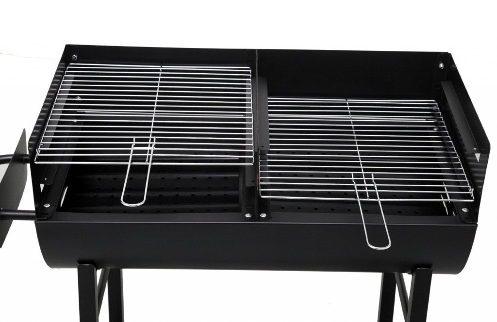 barbecue legna carbone tepro detroit