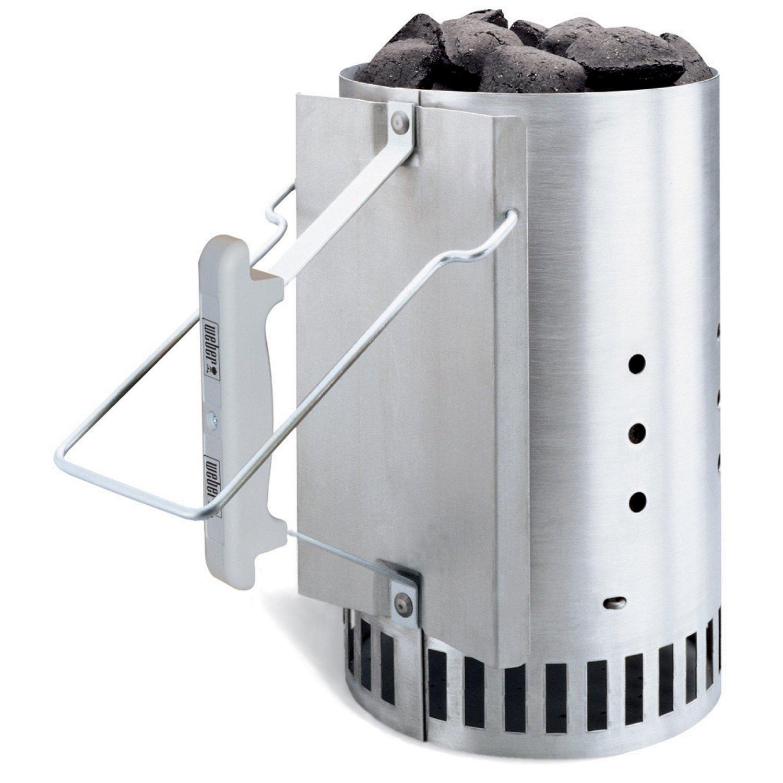 Come accendere la carbonella in 4 mosse - Matti per la griglia