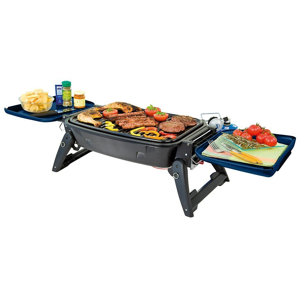 Barbecue portatile o griglia pieghevole io griglio dove voglio - Barbecue portatile a gas ...
