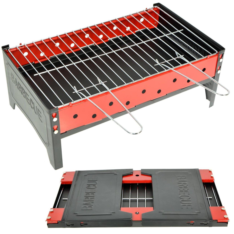 Barbecue Portatile Pieghevole.Barbecue Portatile O Griglia Pieghevole Io Griglio Dove