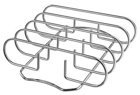 rib rack supporto costine alla griglia