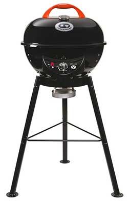 barbecue sferico a gas