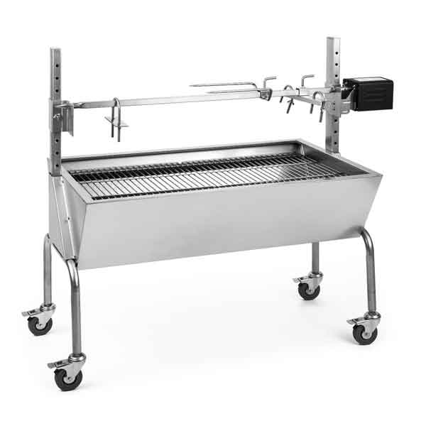 Girarrosto Elettrico moreover Stock Photography Pig Spit Image14849642 further Diy Rotisserie Bbq Pit likewise What Are Pork Bellies as well Pigs Get Fed Hogs Get Slaughtered. on hog rotisserie